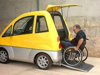 El IVA del 4% en vehículos para personas con discapacidad intelectual con movilidad reducida